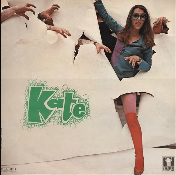 Waar is Kate? Wie kent Griet de Bock?