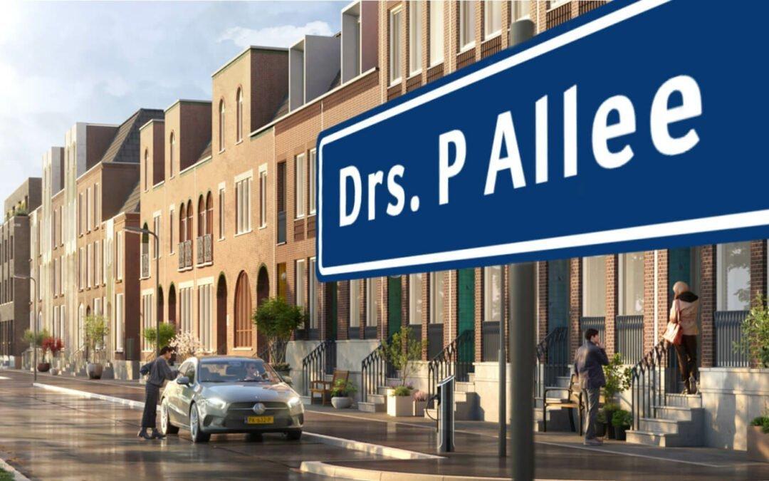 Een Drs. P Allee!